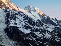 Bietschhorn, 3.934m, seen...
