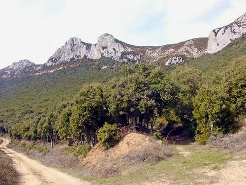 Costalera and Collado Gallet