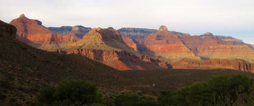The Grand Canyon, in all it's glory