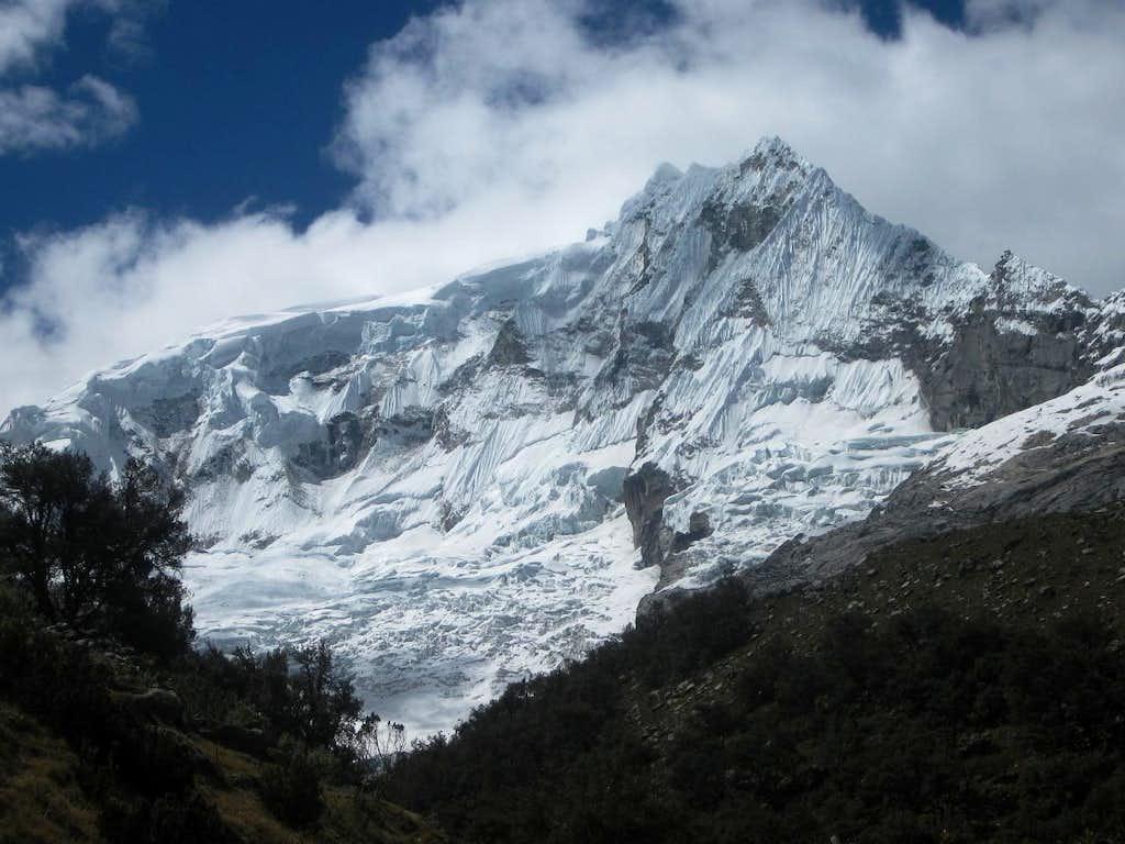 Ranrapalca from Quebrada Llaca