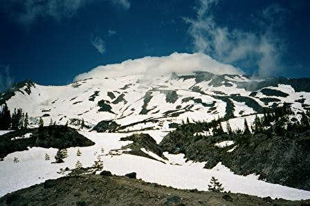 Mt. St. Helens, June 2002