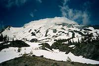 Mt. St. Helens, June 2002