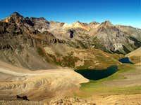 Upper Blue Lakes