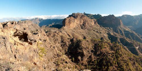 Los Canadores and Roque Nublo