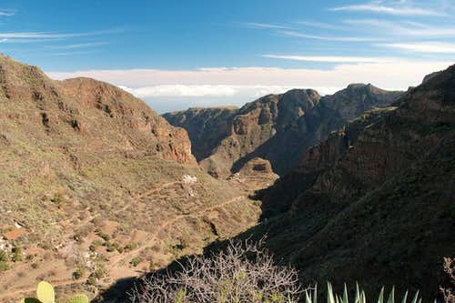 Barranco de Guayadeque
