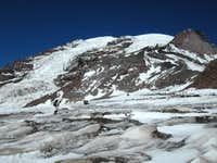 Approach to Camp Muir