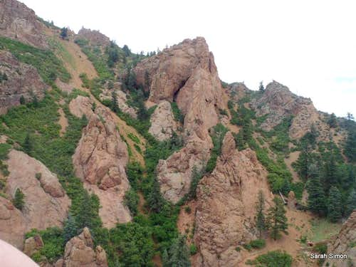 North Cheyenne Canyon