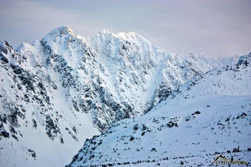 Granaty ridge