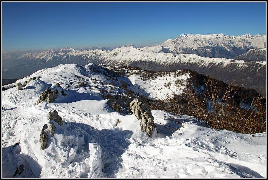 Stol - Gran Monte ridge