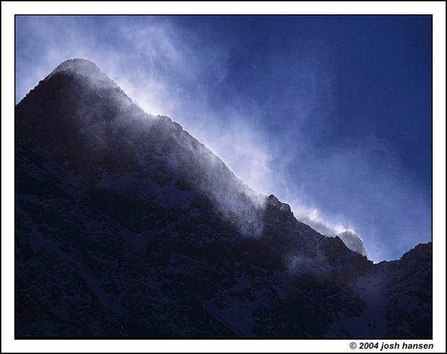 Eagles Nest Peak from Upper...