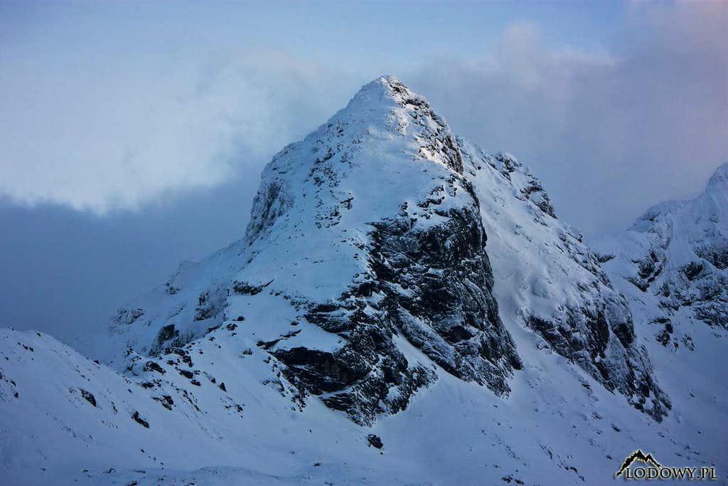 Koscielec peak