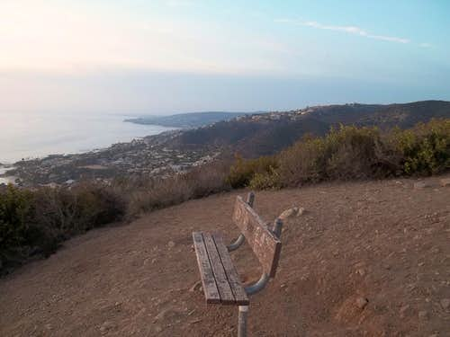 The summit bench