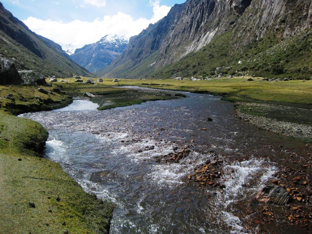 Quebrada Quilcayhuanca