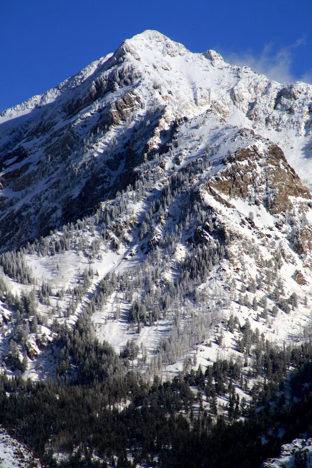 The SLC Twins AKA Broads Fork Twin Peaks