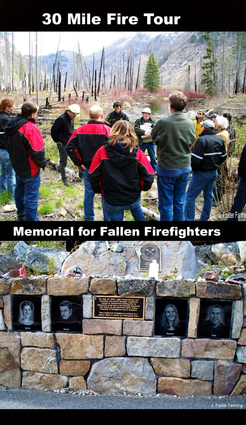 30 Mile Fire Memorial