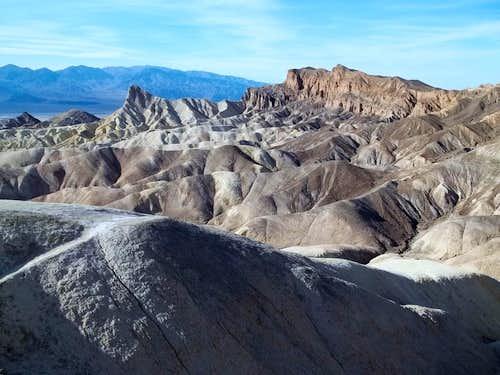 Peakbagging in Death Valley