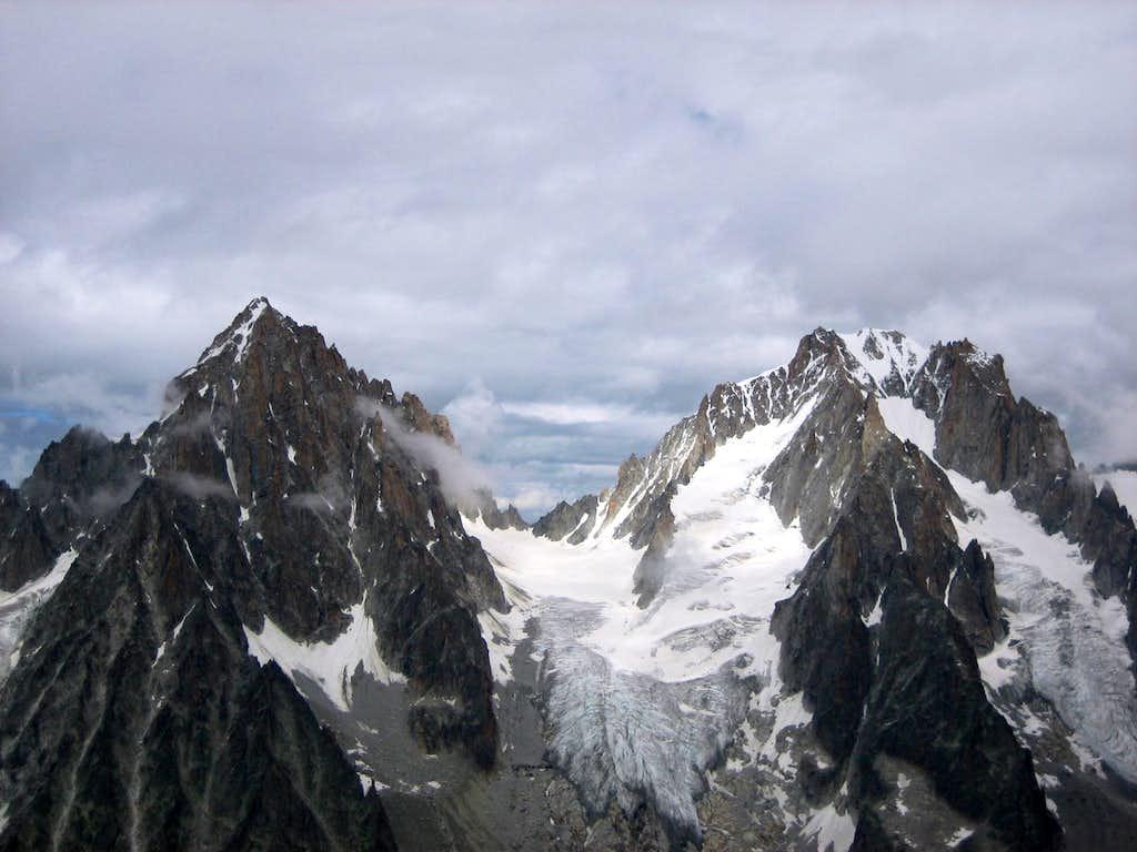 West Side of Aig. d'Argentière