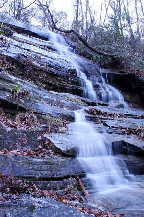 Second Unnamed Falls