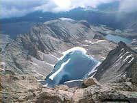 View from top of Cloud peak....