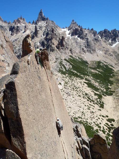 Rock Climbing Course 2011