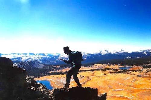 Gaylor Peak Yosemite