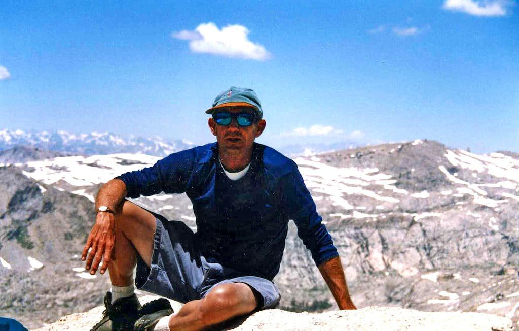 Alta Peak Kings Canyon