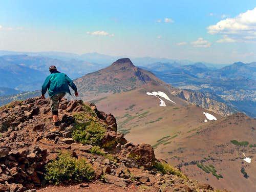 Sonora Peak,  Carson Iceberg Wilderness