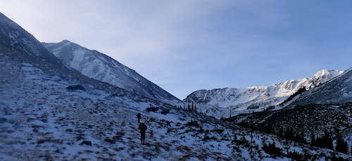 Belford & Oxford Winter Ascent: A Poachapalooza?