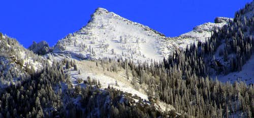 Wasatch in the Winter