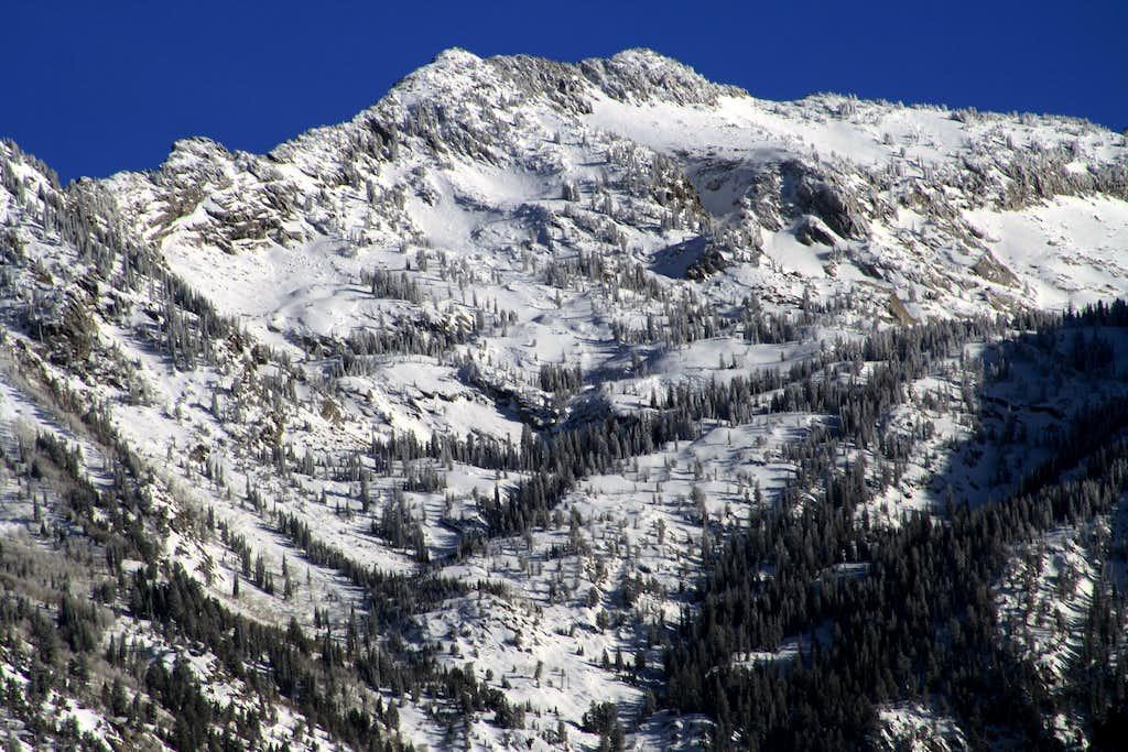 North Thunder Mountain