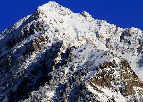 The Broads Fork Twin Peaks
