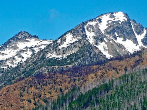 Eightmile Mountain
