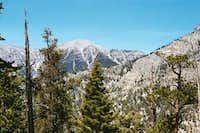 Mt Charleston in the end of...
