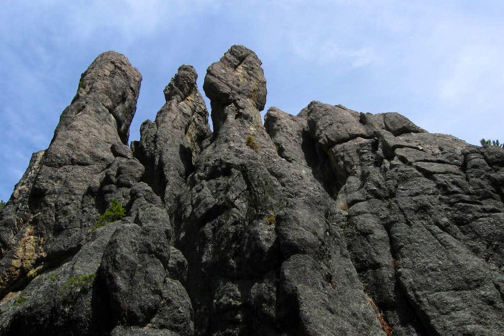 Sunday Cliffs