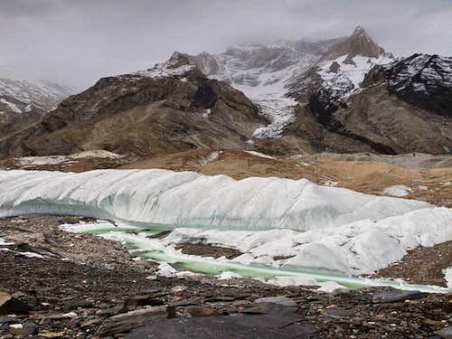 Marble Peak, Near Concordia, Pakistan