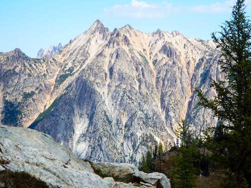 Porcupine peak