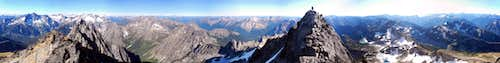 Black Peak 360° View