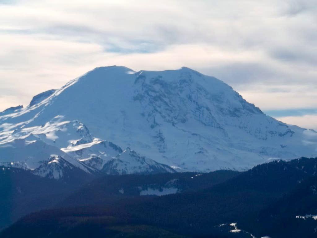 Mount Rainier from Sun Top