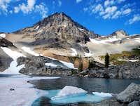 Floating Ice - Black Peak