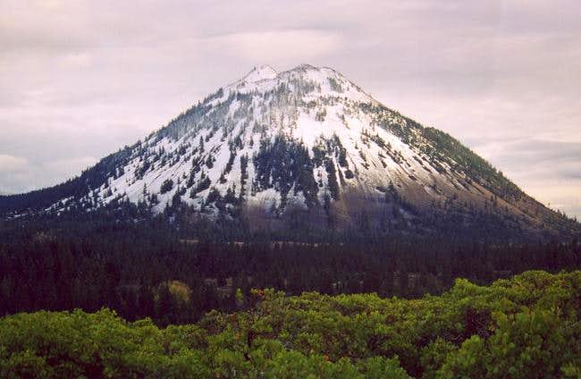 (Not-so-)Black Butte from the...