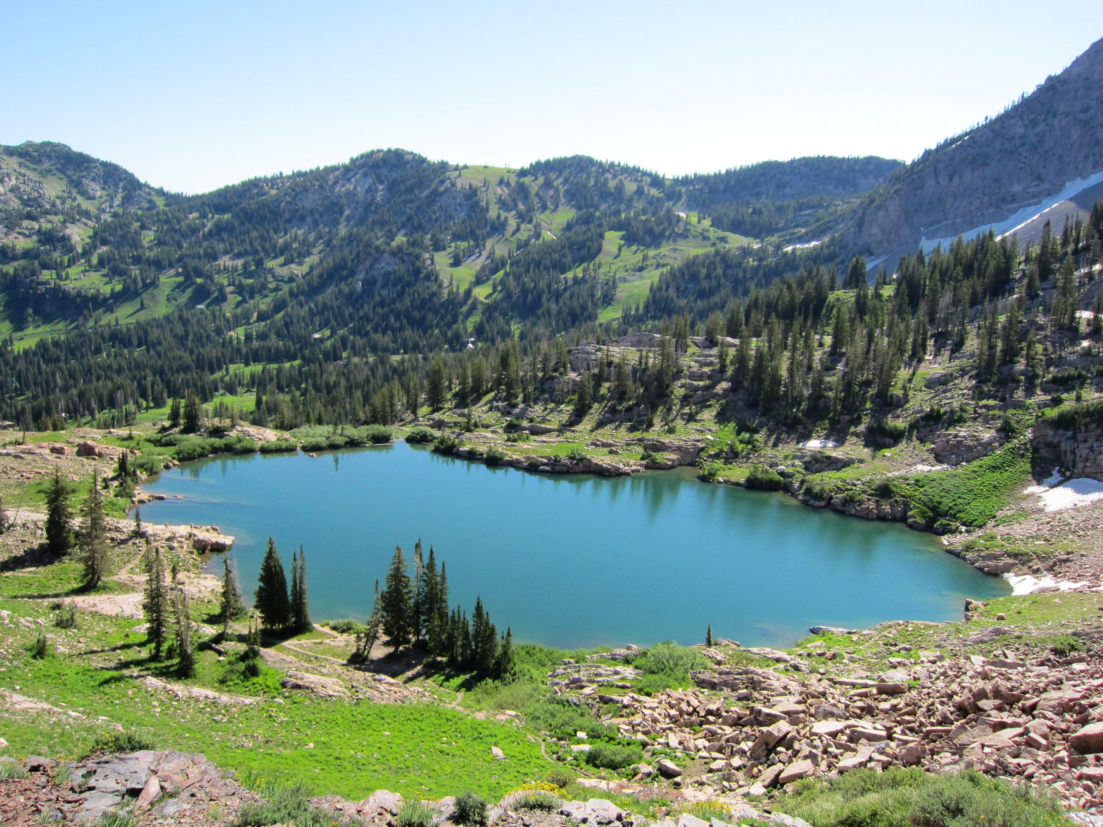 Wasatch Lakes