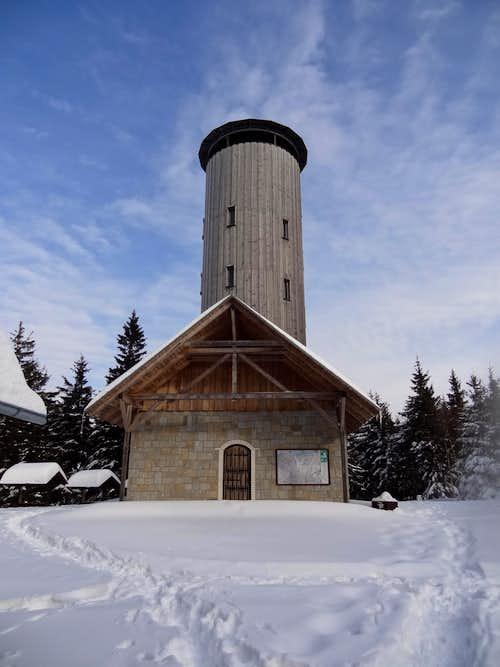 Borówkowa Góra / Borůvková Hora