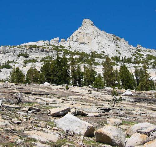 Tresidder Peak's south arete...