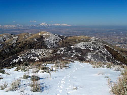Steep Mountain (UT)