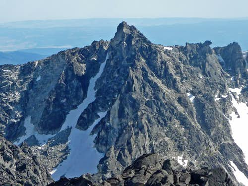 Enchantment Peak's North Face
