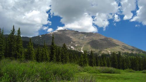 Mt. Ouray 13, 971