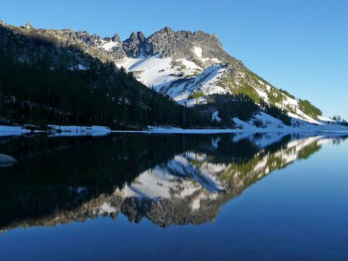 McClellan Peak Reflection