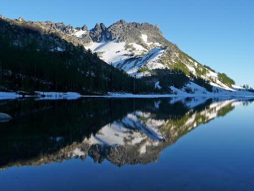 McClellan Peak Reflection