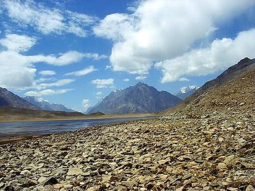 Shandur Lake (12200 ft)