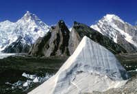Baltoro Sails and Masherbrum